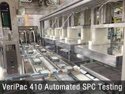 VeriPac 410 inspection technology